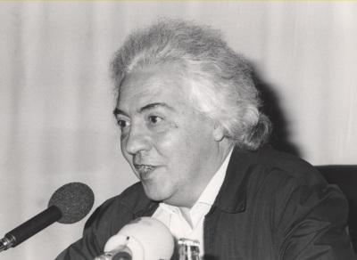 Josep María Mestres-Quadreny. Seminario sobre Música y Tecnología