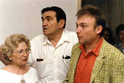 Miquel Barceló. Exposición Miquel Barceló: Ceràmiques 1995-1998