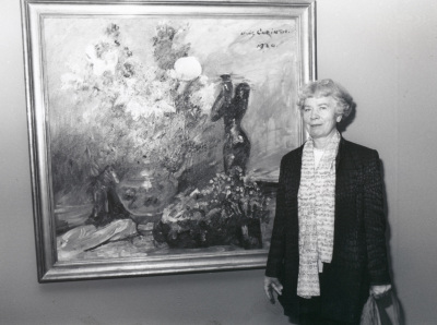 Sabine Fehlemann. Exposición Lovis Corinth