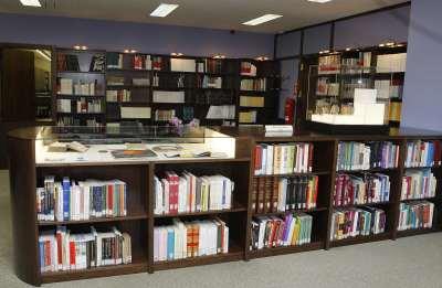 Salas de lectura de la Biblioteca