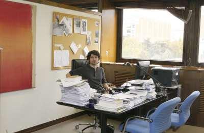 Luis de la Calle Robles. Investigador postdoctoral
