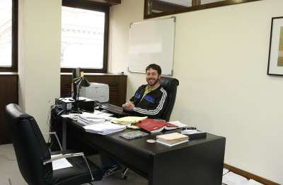 Daniel Kselman. Investigador postdoctoral.