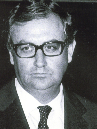 Juan March Delgado. Presidente de la Fundación Juan March desde 1973