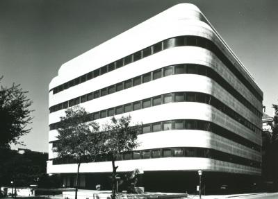 Edificio sede de la Fundación Juan March