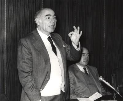 Manuel Fernández Álvarez. Presentación del libro Corpus Documental de Carlos V