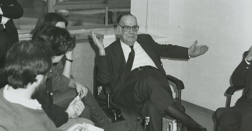 Camilo José Cela. Cicle Literatura Española Actual. Cultural Albacete