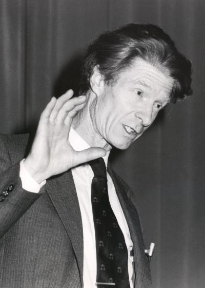 John Gordon. Homenaje a Antonio García Bellido