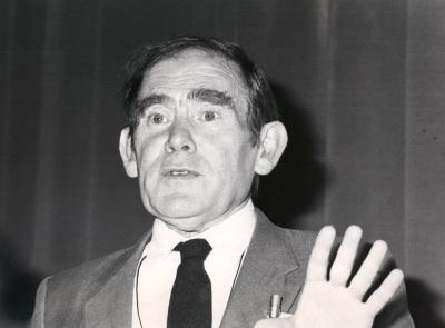 Sidney Brenner. Homenaje a Antonio García Bellido