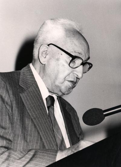 Severo Ochoa. Homenaje a Antonio García Bellido