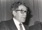 Antonio López Gómez. Presentación de la Colección completa de Tierras de España, 1988
