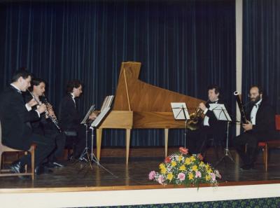 Quinteto Clásico de Barcelona. Ciclo Mozart, Música de Cámara