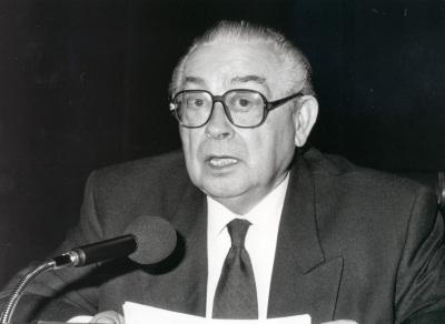 Manuel Alvar. Encuentro con Miguel Delibes