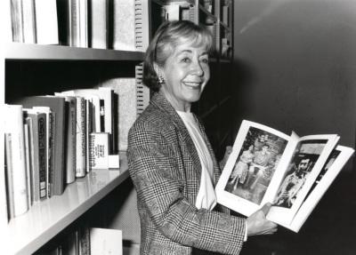 Aurora Bernárdez. Recordando a Cortázar. Donación de la Biblioteca Julio Cortázar a la Fundación Juan March