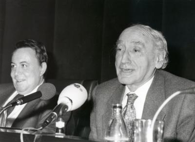 Claudio Rodríguez y Carlos Bousoño. Encuentros con Carlos Bousoño