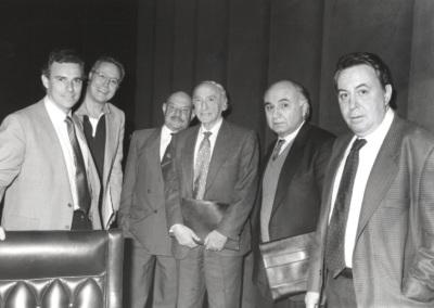 Alejandro Duque Amusco, Fernando G. Delgado, José Hierro, Carlos Bousoño, Francisco Brines y Claudio Rodríguez. Encuentros con Carlos Bousoño