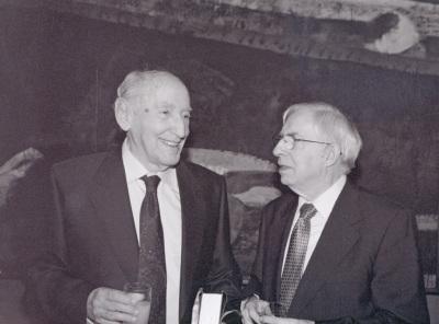 Carlos Bousoño y Manuel Seco. Homenaje a Carlos Bousoño en su 80º Aniversario