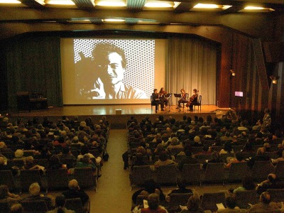 Cuarteto Gauguin. Concierto con motivo de la exposición Roy Lichtenstein: De principio a fin