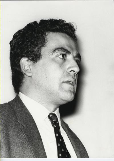 José Ramón Sierra. Conferencia inaugural de la Exposición VI exposición de becarios de artes plásticas