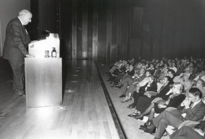 Julián Gállego. Conferencia inaugural de la exposición Georges Rouault