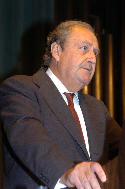 Juan March Delgado. Exposición Celebración del arte Medio siglo de la Fundación Juan March