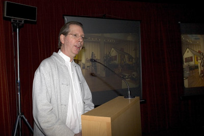 Jack Cowart. Conferencia inaugural de la Exposición Lichtenstein, en proceso