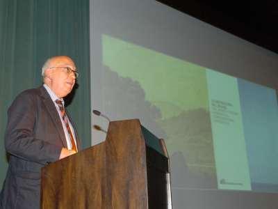Werner Hofmann. Conferencia inaugural de la Exposición La abstracción del paisaje Del romanticismo nórdico al expresionismo abstracto