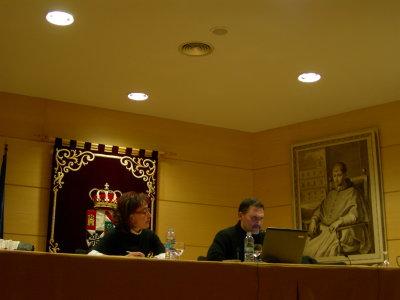 Miguelanxo Prado en el curso Los territorios del dibujo