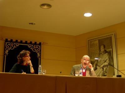 Juan Paz Canalejo en el curso Los territorios del dibujo