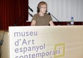 Anna Casanovas Bohigas en el curso La ciudad en imágenes: lo urbano en el arte y en el cine