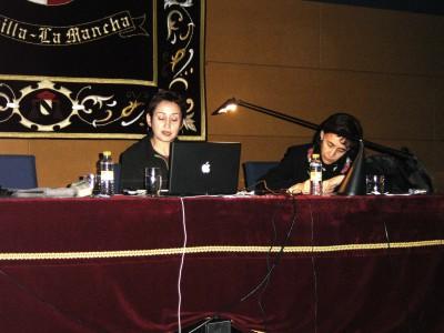 Ana Navarrete en el curso Diseño y Arte Pop. Nuevas Culturas de Masas