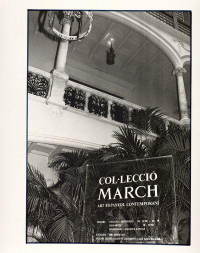Col'leció March. Art Espanyol Contemporani