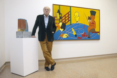 Eduardo Arroyo. Exposición Eduardo Arroyo: retratos y retratos