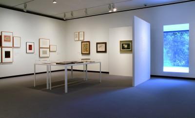 Vista parcial. Exposición Paul Klee: maestro de la Bauhaus