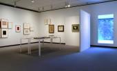 Vista parcial. Exposición Paul Klee: maestro de la Bauhaus, 2013