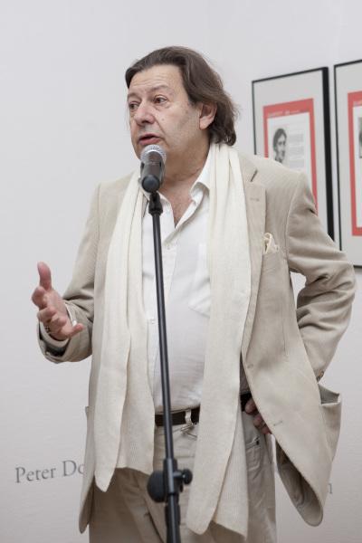 Guy Schraenen. Exposición Un Coup de Livres