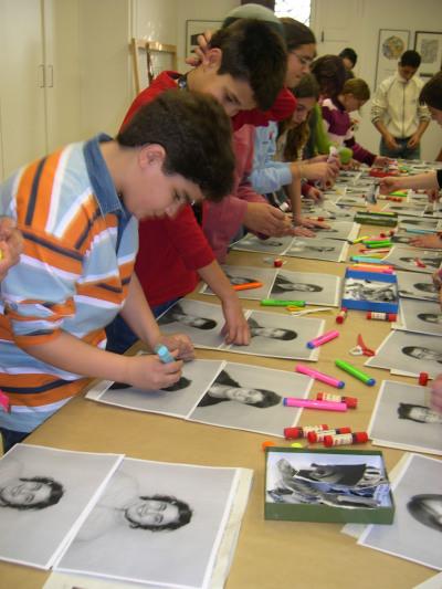 Talleres educativos Museu Fundación Juan March (Palma)