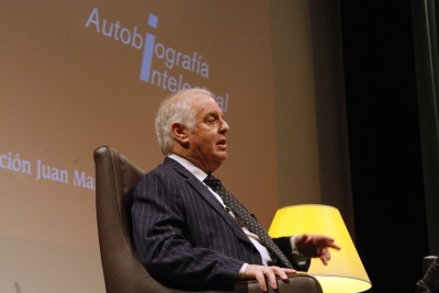 Daniel Barenboim en diálogo con Jesús Ruiz Mantilla