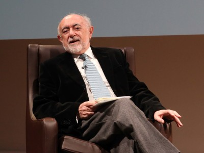 Carlos García Gualen diálogo con Rafael Argullol
