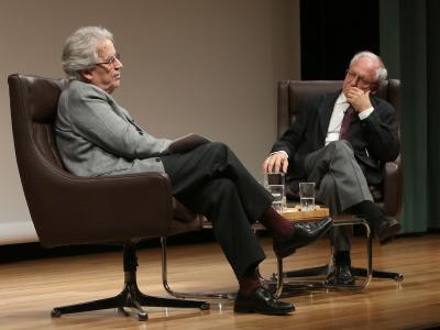Santos Juliá y José Álvarez Junco. En diálogo con Santos Juliá