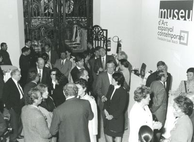 Acto de apertura del Museu d'Art Espanyol Contemporani (Palma)