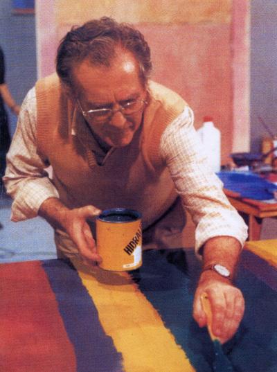 Gerardo Rueda. Exposición Gerardo Rueda: Construcciones