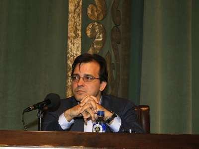 José María Ridao. Mesa redonda con la intervención de José-Carlos Mainer, Santos Juliá y José María Ridao - Manuel Azaña: literatura, ensauo, política