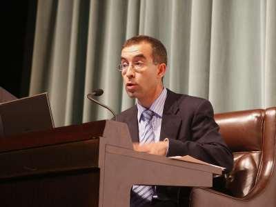 José Manuel Floristán. Conferencia sobre De la sancta empresa de Grecia contra turcos - España y el Imperio Otomano
