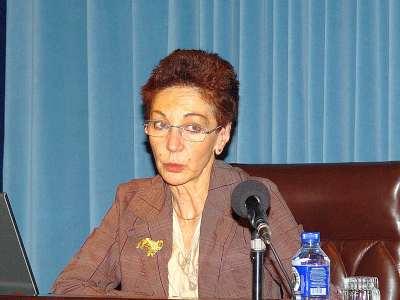 Mª Luisa López Vidriero. Conferencia sobre Tesoro de una y otra Europa: Mayans y la ensoñación de los libros - Españoles eminentes II