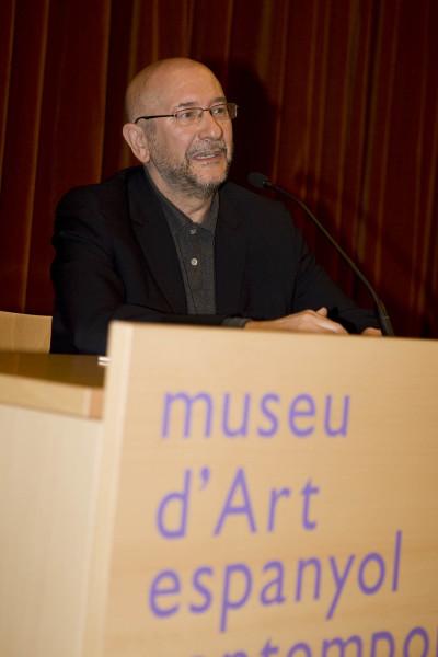 José María Conget. Conferencia sobre Benito Pérez Galdós - Españoles eminentes II