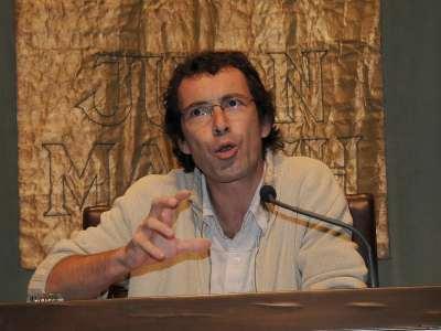 Jordi Gracia. Conferencia sobre La consolidación de un canon - Las máscaras de un género. Literatura y autobiografía en la España contemporánea