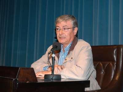 Enric Sòria. Conferencia sobre El peso de Josep Pla y la tradición catalana - Las máscaras de un género. Literatura y autobiografía en la España contemporánea
