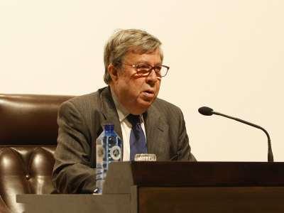 Antonio Morales Moya. Conferencia sobre ¿De dónde venimos? La valoración de los cristianos, musulmanes y judíos - Las querellas de los historiadores