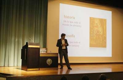 Javier Moscoso. Conferencia sobre Historias del dolor - Cuatro emociones