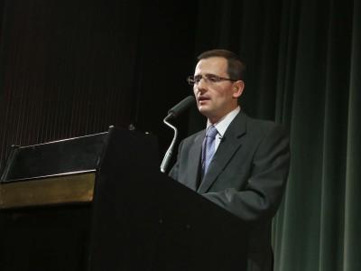 Enrique García Hernán. Conferencia sobre La cara oculta de Ignacio de Loyola: el mediador - Españoles eminentes
